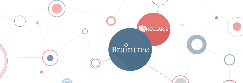 'Braintree and Angular.JS drop in integration' post illustration