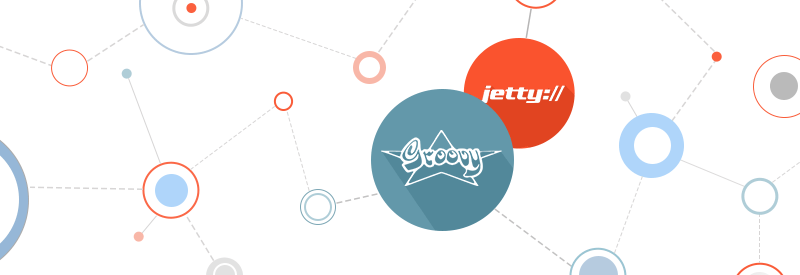 Jetty, groovy, groovlets technologies