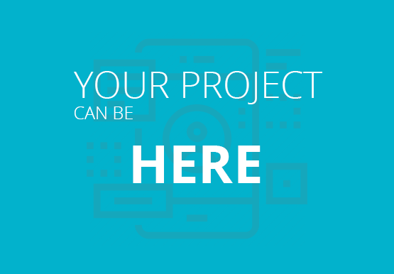 Your project can be here